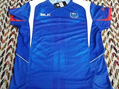 Samoa rugby xl training shirt new with tags