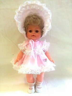 Vintage Canadian Regal Doll 12 Inches
