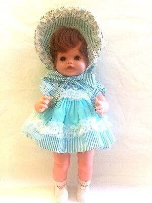Vintage Canadian Regal Baby Doll 19 Inches