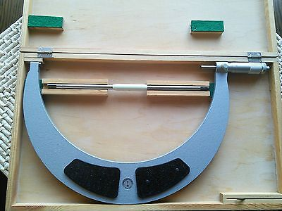 Micrometer 275/300Mm (Suhl German)  New