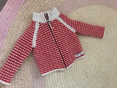 Country Road Baby Girls Wool Cardigan / Jacket Size 6-12 Months (or Size 0)