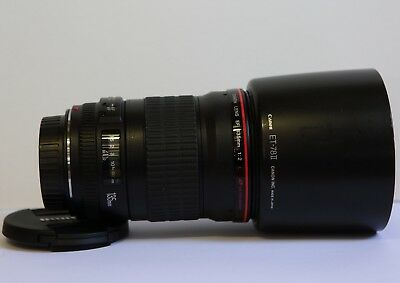 Canon EF 135mm f/2.0L USM Fixed Focal Length Lens