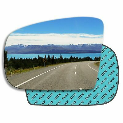For Mercedes ML W163 2002-2005 Right Driver side Aspheric wing door mirror glass