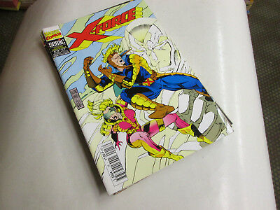 X-Force 18...comics Marvel Semic..1995..tbe .