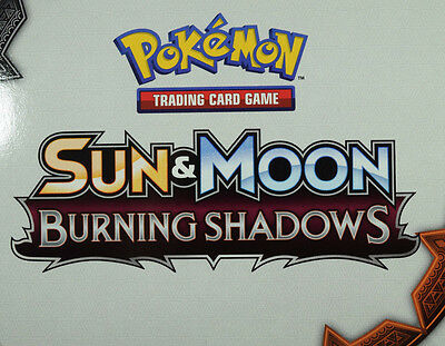 Pokemon Sun & Moon Burning Shadows Segreta Ultra Prime Ologramma,Rare &