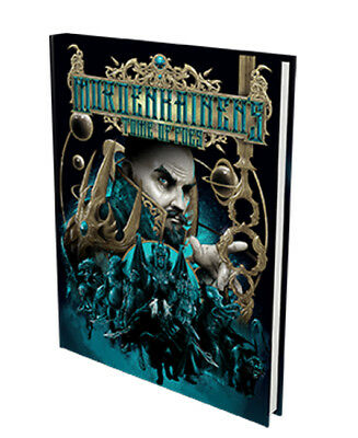 Dungeons & Dragons: RPG Mordenkainen's Tome of Foes *Limited Edition* (HC)
