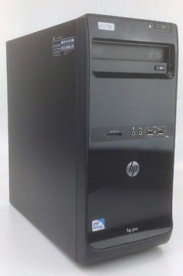 Pc Ref Hp 3500 Series Microtower Intel Pentium G645 – G620 – G530 Ram 4Gb Ddr3
