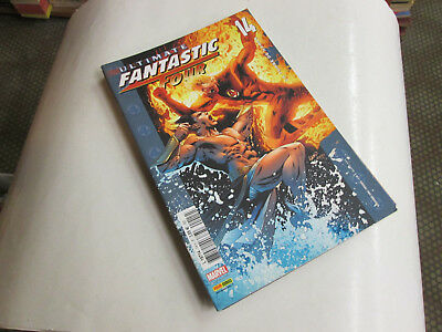 Fantastic Four Ultimate.. 14...comics Marvel Panini .2006 . Tbe