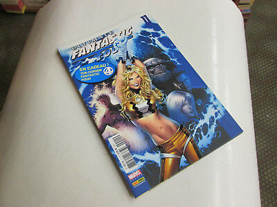 Fantastic Four Ultimate.. 11...comics Marvel Panini .2006 . Tbe