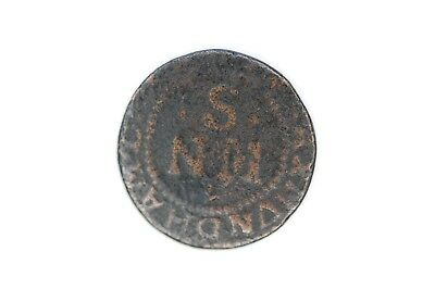 17th  century Suffolk token