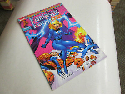 FANTASTIC FOUR  ..  2..retour des heros...COMICS MARVEL france  .1999..TBE