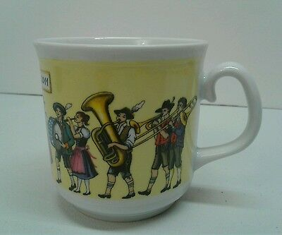 Koch for Käfen 2011 Octoberfest Mug/Cup -New with Free Shipping!