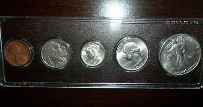 1935 Uncirculated Mint Set Rare See Details