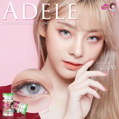 PrettyDoll Adele Coloured Contact Lenses Kontaktlinsen Cosplay Lens Big Eyes