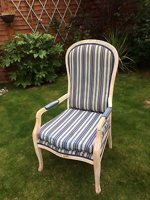 Vintage Armchair, Shabby Chic project
