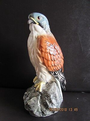Beswick Beneagles kestral whisky flask empty 1979