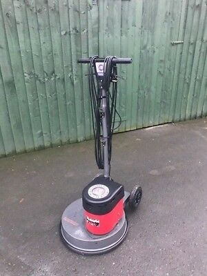 "17"" Victor Europa High Speed  Reconditioned Floor Polisher With Driveboard"