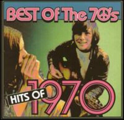 Various Artists : Best Of The 70s: Hits of 1970 CD