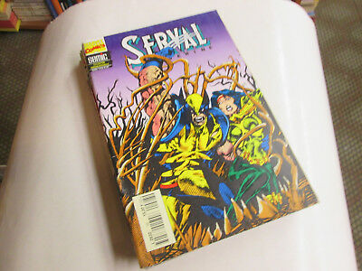 Marvel  Serval  28. Version Integrale ...comics Marvel Semic...tbe .