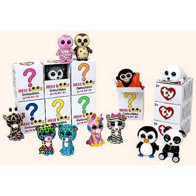 TY Mini Boo's Boos Collectable Series 1 Select from drop down box