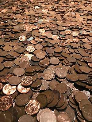 Wheat Penny Bag Cents Old Hoard Collection Lot Estate Set Us
