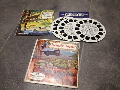 Jungle Book Viewmaster