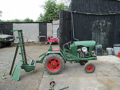Martin Markham Colt Deluxe Tractor ( VERY GOOD CONDITION)