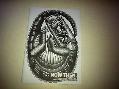 NOW THEN (Sheffield Magazine) Issue 61 PHLEGM ISSUE Mint Condition RARE