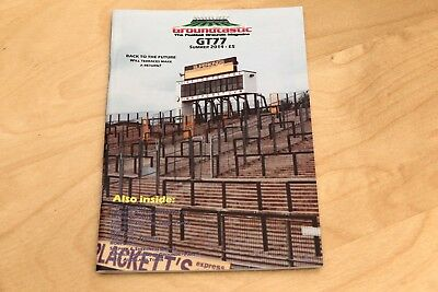 Groundtastic - The Football Grounds Magazine - No 77 Summer 2014