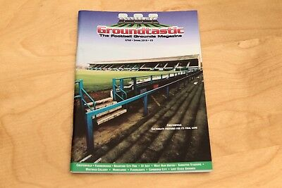 Groundtastic - The Football Grounds Magazine - No 60 Spring 2010