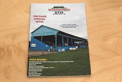 Groundtastic - The Football Grounds Magazine - No 75 Winter 2013
