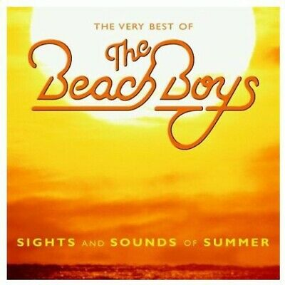 Beach Boys : Sights and Sounds of Summer (CD & DVD) CD