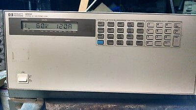 HP6050A Programmable Electronic Load (With 4 types of  Load Modules)