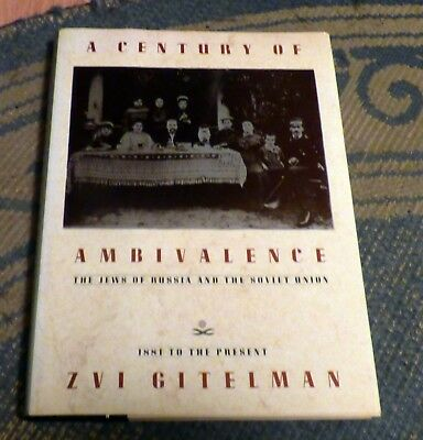 A Century Of Ambivalence - The Jews Of Russia And The Soviet Union (1988)