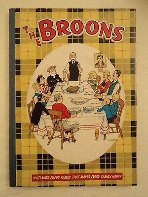 The Broons Annual 1960 Published DC Thomson Excellent Condition