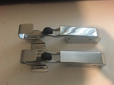 KASON 1095 Hydraulic upgrade DOOR CLOSER or exact replica- flush hook