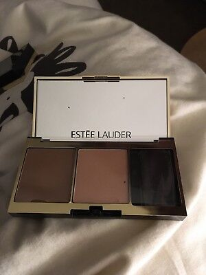 Estee Lauder Palette Pure Color Envy Sculpting Blush Palette and eyeshadows- New