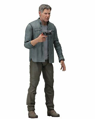 "NECA - Blade Runner 2049 - 7"" scale action figure - series 1 Deckard"
