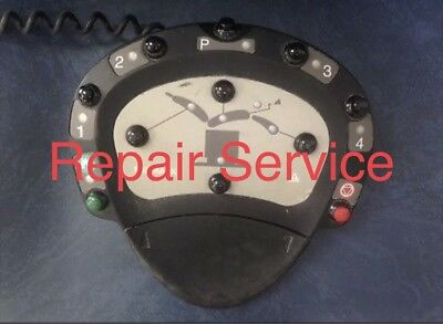 Midmark 75L Foot contol Evaluation For Repair Service/ Programmable