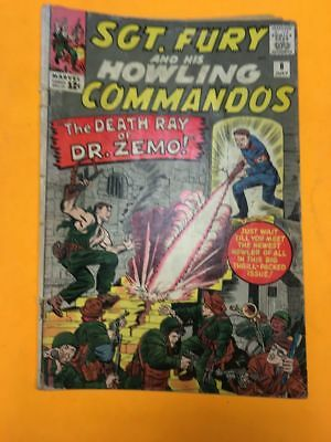 Sgt. Fury And His Howling Commandos #8