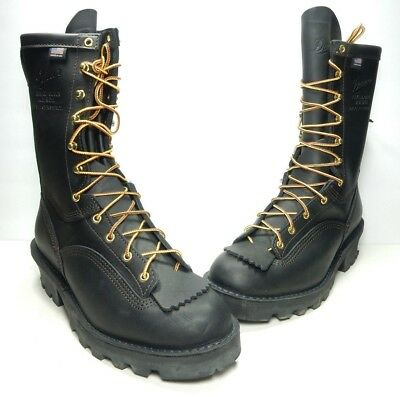 Danner Flashpoint II 10 Inch Puncture Resistant Fire Boot, Mens Size:10 M (B292)