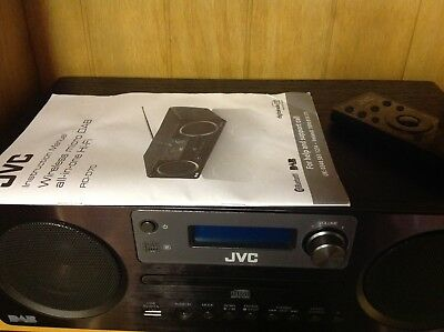 JVC micro DAB wireless All In One Hifi, Working Faulty, Spares Repairs, Parts