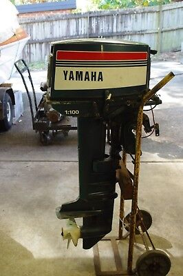 Yamaha 30HP Outboard (Model 30AE)