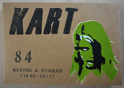 KART 84 (Mail Art, FLUXUS ,Visual Poetry, DADA, Zine in a box)