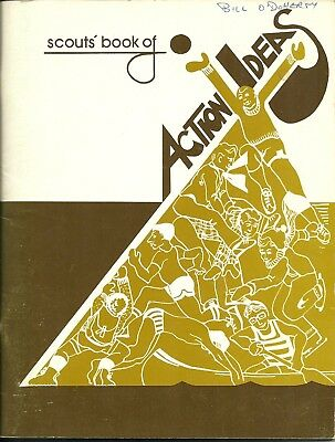 Scouts Canada Action Ideas Book