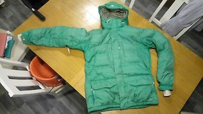 Burton Down Snowboarding Jacket in Medium