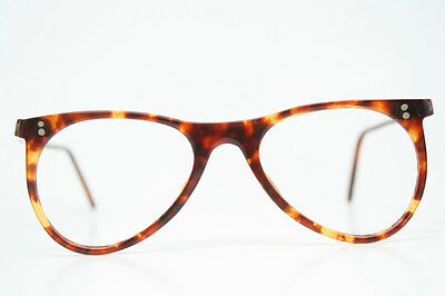 Antique Faux Tortoiseshell Eye Glasses Retro Lloyd Vintage Frames 1318