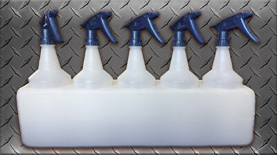 HDPE 5 Spray Bottle Holder, 3 1/2 in (Diam, hole)   ( BOTTLES NOT INCLUDED)