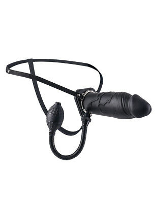 Fetish Fantasy Extreme - Strap on - Gonflable creux gode ceinture