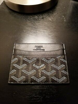 High Quality Replica Goyard St. Sulpice Card Holder Excellent Condition